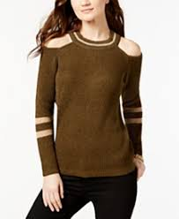 cold shoulder sweaters cold shoulder s sweaters macy s