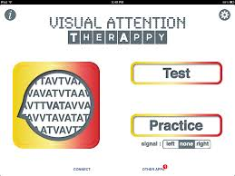 ot cafe app of the week visual attention therappy