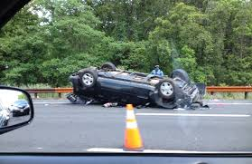 Garden State Parkway Map Woman Critical After Being Ejected From Vehicle On Garden State