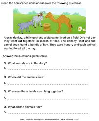 dr seuss reading comprehension worksheets worksheets