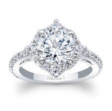 engagement rings unique barkev s unique halo engagement ring 7967lw