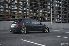 peugeot 206 tuning stance peugeot 206 cartuning best car tuning photos from all