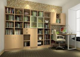 interior design of study room elegant style 3d house