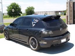 mazda 3 mazdaspeed wicked quick turbo project car