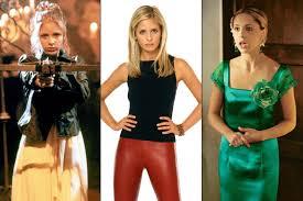 Buffy Costume Halloween Buffy Vampire Slayer U0027s Greatest Fashion Moments