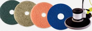 floor buffer pads floor scrubber pads floor machine pads