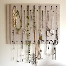 necklace holder diy images 25 creative solutions to necklace organization the thinking closet jpg