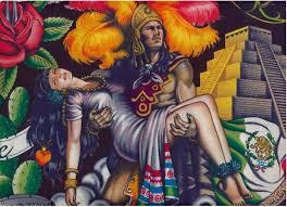 aztec warrior and princess fantasy couples pinterest aztec