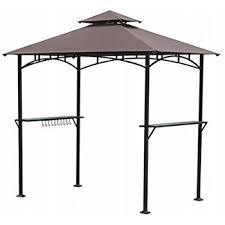 amazon com abccanopy grill shelter replacement canopy roof for