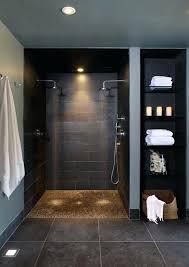 Bathroom Floor Tiles Ideas Black Slate Bathroom Floorriven Slate Floor Slate Tile How To
