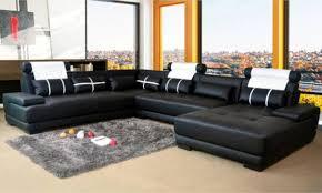 achat de canapé canapé panoramique achat canape en cuir taragone u5 lecoindesign