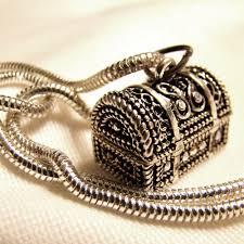 treasure chest locket necklace by om society on deviantart