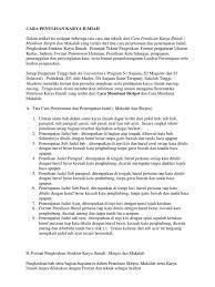 format artikel yang benar cara penulisan karya ilmiah