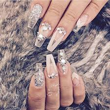 best 25 clear nail designs ideas on pinterest nails for wedding