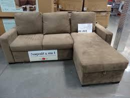 Chaise Sleeper Sofa Chaise Sofa Sleeper With Storage Costco Centerfieldbar Com