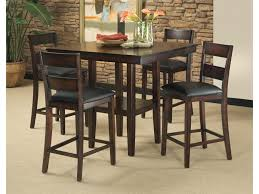 Bar And Stool Sets Standard Furniture Pendwood 5 Piece Contemporary Counter Height