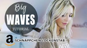 Frisuren Lange Haare Leichte Wellen by Haar Tutorial Leichte Wellen Mit Amazon Schnäppchen Lockenstab