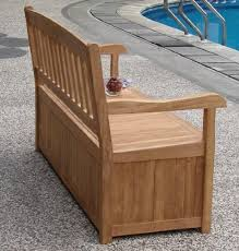 Outdoor Storage Bench Ideas by Outdoor Storage Bench Waterproof Treenovation
