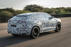 lamborghini jeep 2019 lamborghini urus prototype first drive review magic bullet