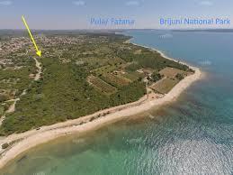 building plot 747 sqm 500 m from the sea istria peroj maris