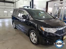 nissan quest cargo used one owner 2014 nissan quest sl chicago il new city alfa