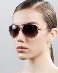 imagenes de uva hilary diane von furstenberg hilary aviator sunglasses red