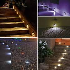Patio Floor Lights Dhl Free Building Hotel Outdoor Footstep Lightening Fixtures 0 6