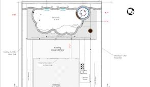 Wall Blueprints by Brilliant Swimming Pool Blueprints And More On Easy Plans Design