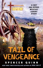 tail of vengeance ebook by spencer quinn official publisher page