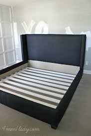 King Bed With Storage Underneath Bed Frames Queen Bed With Storage Drawers Tufted Upholstered Bed