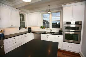 Natural Cherry Shaker Kitchen Cabinets Frameless Shaker Kitchen Cabinets Best Home Decor