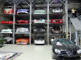 Garag by The Most Luxurious Garages In The World Dclifemagazine Com