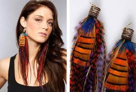 feather earrings 20 most amazing feather earrings for this season