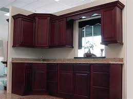 castle kitchen cabinets mf cabinets burgundy stained kitchen cabinets theedlos