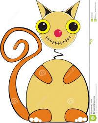 simple cat illustration stock illustration image 67048830