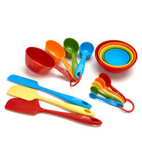 fiesta 17 piece bake set dillards