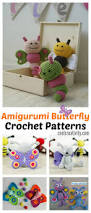 free amigurumi butterfly pattern kalulu for