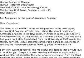 aeronautical engineer cover letter civil engineering resume