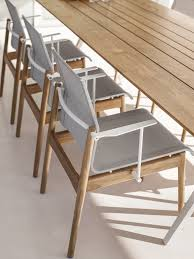 Teak Outdoor Furniture Atlanta by Gloster Sway Teak Chairs Split Table Gloster Pinterest Teak