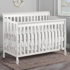 Hton Convertible Crib On Me Ashton 4 In 1 Convertible Crib White Babies R Us