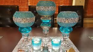 diy centerpiece ideas centerpiece ideas diy glamorous candleholder centerpiece