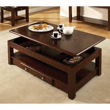 ashley furniture glass top coffee table coffe table astonishing lift top coffee tables with storage end