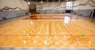 how to protect your hardwood gymnasium floor from winter damage