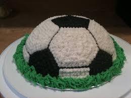 soccer cake a soccer cake thriftyfun