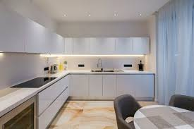 led lights for kitchen cabinets how to use led lighting in the kitchen with 6 great tips