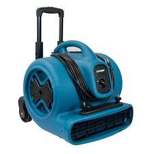 Floor Blower xpower p 630hc 1 2 hp air mover w telescopic handle u0026 wheels