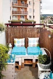 kleine balkone tipps zur balkongestaltung kleinen balkon pfiffig dekorieren