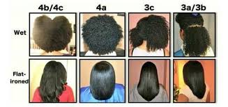 Hair Types by All About 4c Hair How To Manage Your 4c Hair