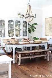 Country Dining Rooms Using Your Dining Room Maison De Pax