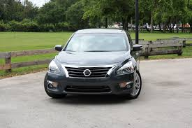 nissan altima sport 2013 2013 nissan altima gets five star ncap crash test rating